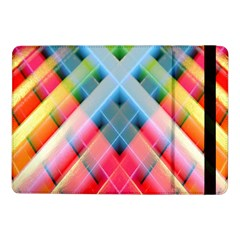 Graphics Colorful Colors Wallpaper Graphic Design Samsung Galaxy Tab Pro 10 1  Flip Case by Amaryn4rt