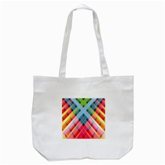 Graphics Colorful Colors Wallpaper Graphic Design Tote Bag (white)