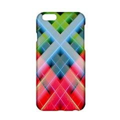 Graphics Colorful Colors Wallpaper Graphic Design Apple Iphone 6/6s Hardshell Case by Amaryn4rt