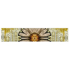 Power To The Big Flower Flano Scarf (small)
