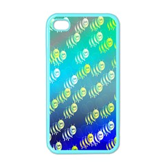 Animal Nature Cartoon Wild Wildlife Wild Life Apple Iphone 4 Case (color)