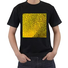 Jack Shell Jack Fruit Close Men s T Shirt (black) by Amaryn4rt