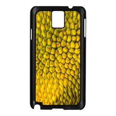 Jack Shell Jack Fruit Close Samsung Galaxy Note 3 N9005 Case (black)