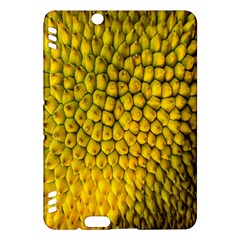 Jack Shell Jack Fruit Close Kindle Fire Hdx Hardshell Case by Amaryn4rt