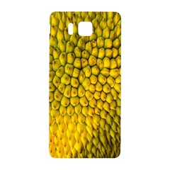 Jack Shell Jack Fruit Close Samsung Galaxy Alpha Hardshell Back Case by Amaryn4rt