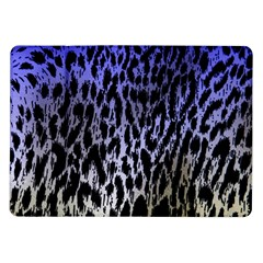 Fabric Animal Motifs Samsung Galaxy Tab 10 1  P7500 Flip Case