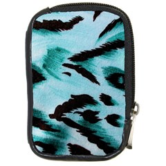 Animal Cruelty Pattern Compact Camera Cases by Amaryn4rt