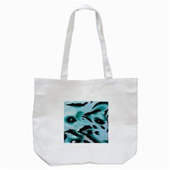 Animal Cruelty Pattern Tote Bag (white) by Amaryn4rt