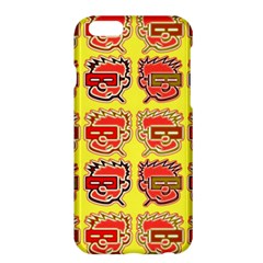 Funny Faces Apple Iphone 6 Plus/6s Plus Hardshell Case by Amaryn4rt