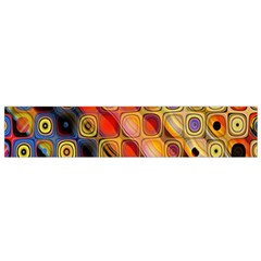 Background Texture Pattern Flano Scarf (small) by Amaryn4rt