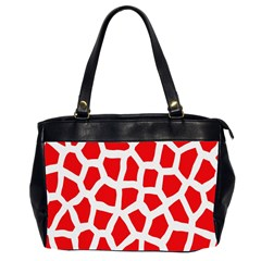 Animal Animalistic Pattern Office Handbags (2 Sides)  by Amaryn4rt