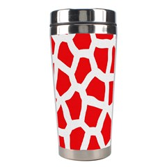 Animal Animalistic Pattern Stainless Steel Travel Tumblers by Amaryn4rt