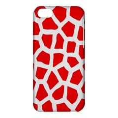 Animal Animalistic Pattern Apple Iphone 5c Hardshell Case by Amaryn4rt