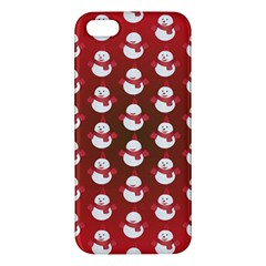 Card Cartoon Christmas Cold Apple Iphone 5 Premium Hardshell Case by Amaryn4rt