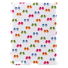 Pattern Birds Cute Design Nature Apple Ipad 3/4 Hardshell Case (compatible With Smart Cover) by Amaryn4rt