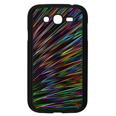 Texture Colorful Abstract Pattern Samsung Galaxy Grand Duos I9082 Case (black) by Amaryn4rt
