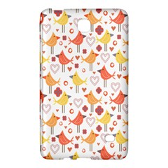 Animal Pattern Happy Birds Seamless Pattern Samsung Galaxy Tab 4 (7 ) Hardshell Case