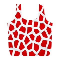 Animal Animalistic Pattern Full Print Recycle Bags (l)  by Amaryn4rt
