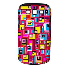 File Digital Disc Red Yellow Rainbow Samsung Galaxy S Iii Classic Hardshell Case (pc+silicone) by Alisyart