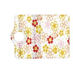 Flower Arrangements Season Rose Gold Kindle Fire Hd (2013) Flip 360 Case by Alisyart
