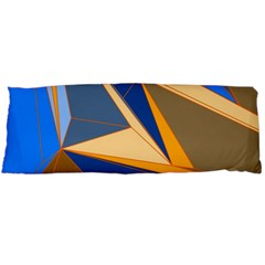 Abstract Background Pattern Body Pillow Case Dakimakura (two Sides) by Amaryn4rt