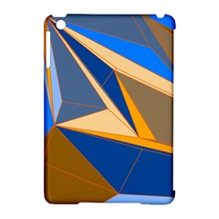 Abstract Background Pattern Apple Ipad Mini Hardshell Case (compatible With Smart Cover) by Amaryn4rt