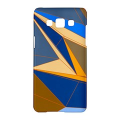 Abstract Background Pattern Samsung Galaxy A5 Hardshell Case  by Amaryn4rt