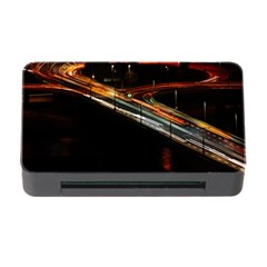 Highway Night Lighthouse Car Fast Memory Card Reader With Cf