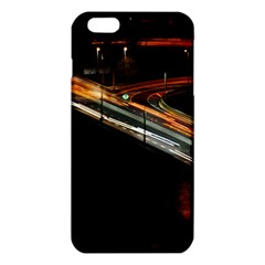 Highway Night Lighthouse Car Fast Iphone 6 Plus/6s Plus Tpu Case by Amaryn4rt