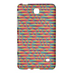 Background Abstract Colorful Samsung Galaxy Tab 4 (7 ) Hardshell Case