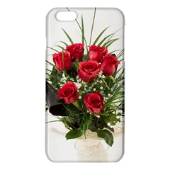 Red Roses Roses Red Flower Love Iphone 6 Plus/6s Plus Tpu Case by Amaryn4rt