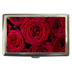 Roses Flowers Red Forest Bloom Cigarette Money Cases