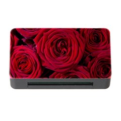Roses Flowers Red Forest Bloom Memory Card Reader With Cf by Amaryn4rt