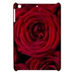 Roses Flowers Red Forest Bloom Apple iPad Mini Hardshell Case