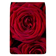 Roses Flowers Red Forest Bloom Flap Covers (s)  by Amaryn4rt