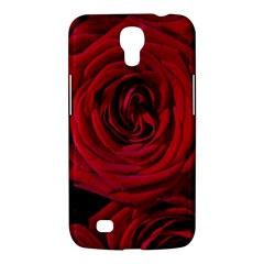 Roses Flowers Red Forest Bloom Samsung Galaxy Mega 6 3  I9200 Hardshell Case by Amaryn4rt