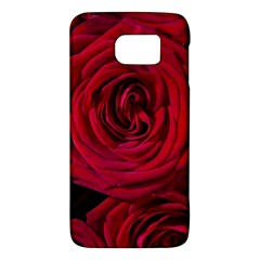 Roses Flowers Red Forest Bloom Galaxy S6 by Amaryn4rt