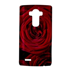 Roses Flowers Red Forest Bloom Lg G4 Hardshell Case by Amaryn4rt