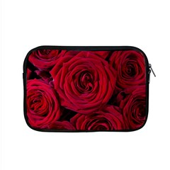 Roses Flowers Red Forest Bloom Apple Macbook Pro 15  Zipper Case by Amaryn4rt