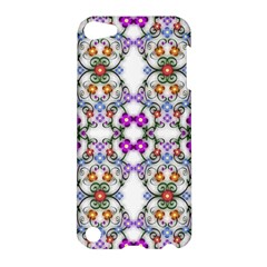 Floral Ornament Baby Girl Design Apple Ipod Touch 5 Hardshell Case by Amaryn4rt