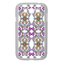 Floral Ornament Baby Girl Design Samsung Galaxy Grand Duos I9082 Case (white) by Amaryn4rt