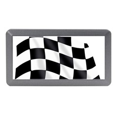 Flag Chess Corse Race Auto Road Memory Card Reader (mini) by Amaryn4rt
