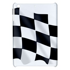 Flag Chess Corse Race Auto Road Apple Ipad Mini Hardshell Case by Amaryn4rt