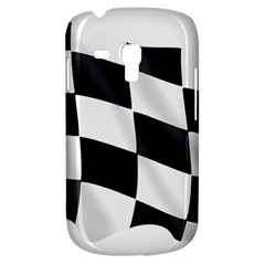 Flag Chess Corse Race Auto Road Galaxy S3 Mini by Amaryn4rt