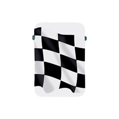 Flag Chess Corse Race Auto Road Apple Ipad Mini Protective Soft Cases by Amaryn4rt