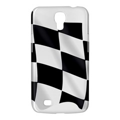Flag Chess Corse Race Auto Road Samsung Galaxy Mega 6 3  I9200 Hardshell Case by Amaryn4rt