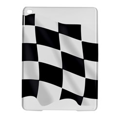 Flag Chess Corse Race Auto Road Ipad Air 2 Hardshell Cases by Amaryn4rt