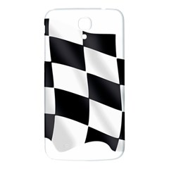 Flag Chess Corse Race Auto Road Samsung Galaxy Mega I9200 Hardshell Back Case by Amaryn4rt