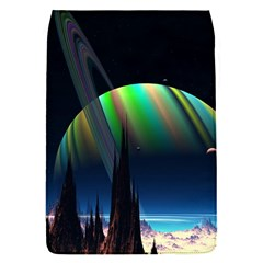Planets In Space Stars Flap Covers (s)  by Amaryn4rt