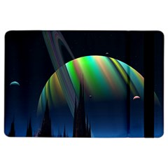 Planets In Space Stars Ipad Air 2 Flip by Amaryn4rt